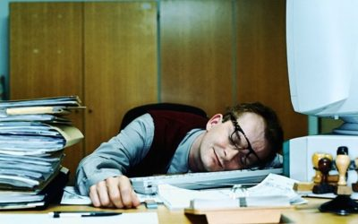 Narcolepsy is a Chronic Sleep Disorder