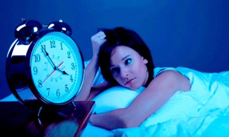 insomnia could be the result of a sleep disorder